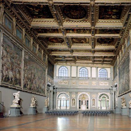 Sala Dei 500 Firenze.Programma 500 Cosimo Caterina